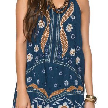 O'Neill Ellison Embroidered Shift Dress | Nordstrom