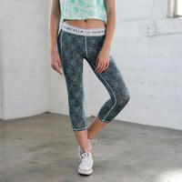 Rose Print Legging