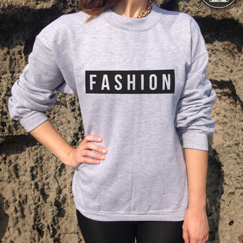 FASHION Jumper Sweater Top