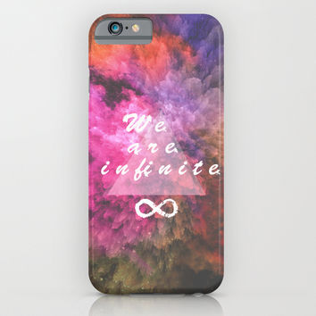 Infinite iPhone & iPod Case by MJ Mor