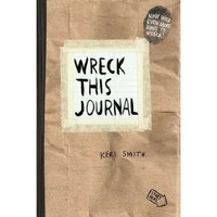 Wreck This Journal, Paper bag (Expanded Ed.) by Keri Smith