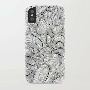 Fabric iPhone Case by duckyb