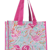 Lilly Pulitzer Market Bag- Jellies Be Jammin'