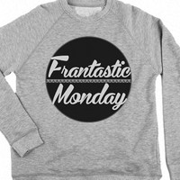 Frantastic Monday Crewneck Sweater - ConnorFranta - Official Online Store on District LinesDistrict Lines