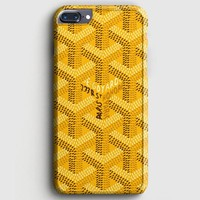 Goyard Destkop Wallpaper iPhone 8 Plus Case