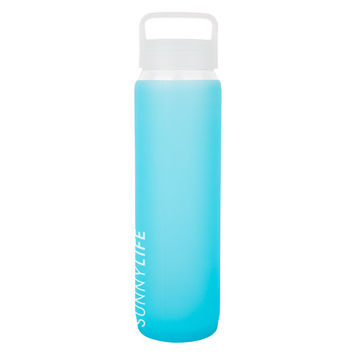 SUNNYLIFE - Water Bottle | Blue Atol