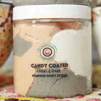 Cookies & Cream Candy Coated Whipped Body Scrub