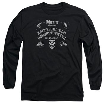 Misfits - Ouija Board Long Sleeve Adult 18/1