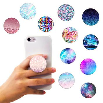 360 Degree Finger ring Holder Mobile Phone Case Accessories for iPhone X 5 5s SE 6 6s 7 8 Plus Samsung Xiaomi Redmi Back Cover