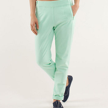 rejuvenate sweat pant | women's pants | lululemon athletica