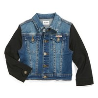 Hudson Kids Denim Jacket (Toddler Girls)