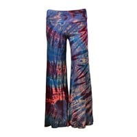 Shanti Tie Dye Yoga Pants on Sale for $39.99 at HippieShop.com