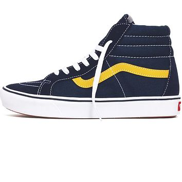 Sport Comfycush Sk8-Hi Reissue Women's Sneakers Dress Blues / Gibraltar Sea / Sulphur