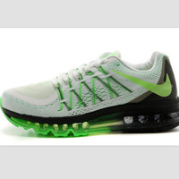 NIKE Women Men Running Sport Casual Shoes Sneakers White green