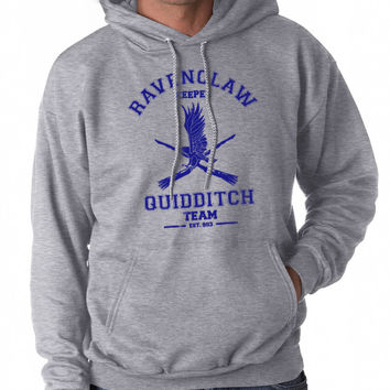 Ravenclaw Quidditch team KEEPER Harry Potter Pullover Hoodie