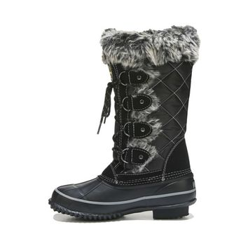 Women's Jandice Weather Resistant Lace Up Winter Boot