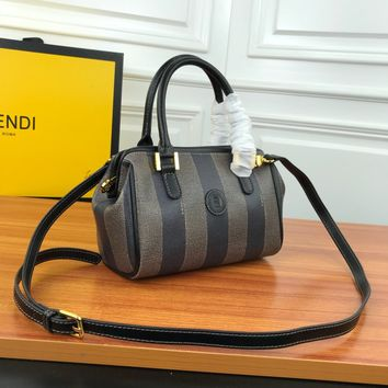 2020 New Office FENDI Women Leather TRAVEL BAG Marmont Handbag Neverfull Bags Tote Shoulder Bag Wallet Purse Bumbag Discount   Cheap Bags Best Quality