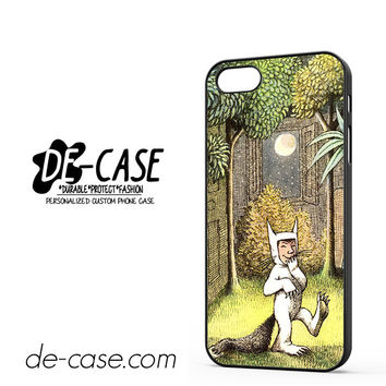 Where The Wild Things Are Book For Iphone 5 Iphone 5S Case Phone Case Gift Present YO