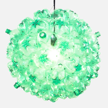 Bubble Chandelier - Green
