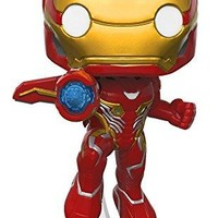 Funko Pop Marvel: Avengers Infinity War-Iron Man Collectible Figure, Multicolor
