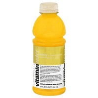 Glaceau Vitamin Water, Energy Tropical Citrus, 20-Ounce Bottles (Pack of 24)