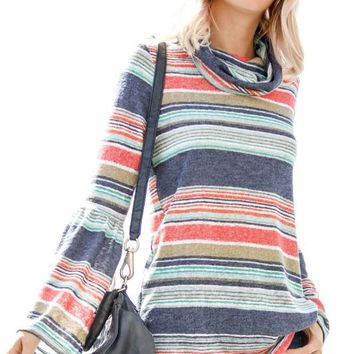 Never Back Down Tunic