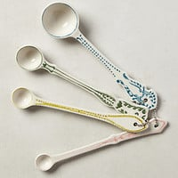Maelle Measuring Spoons by Anthropologie Multi One Size House & Home