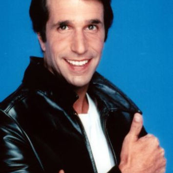 Fonzie Mini poster 11inx17in