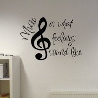 We Are the Music Makers Willy Wonka Vinyl Wall Decal