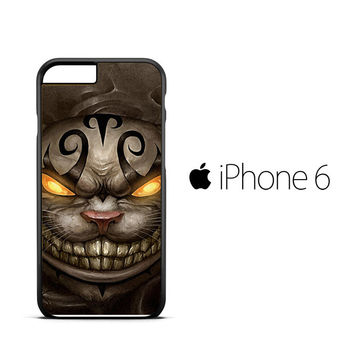 Alice Madness Returns Cheshire Cat Z0999 iPhone 6 Case