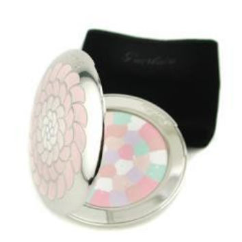 Guerlain Meteorites Voyage Exceptional Pressed Powder Refillable - # 01 Mythic --8g-0.28oz By Guerlain