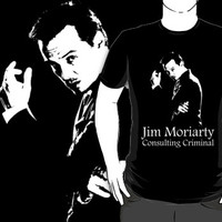 Jim Moriarty - Consulting Criminal