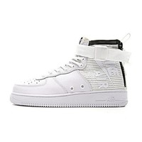 Nike SF Air Force 1 Mid QS Woman Men Fashion Sneakers Sport Shoes