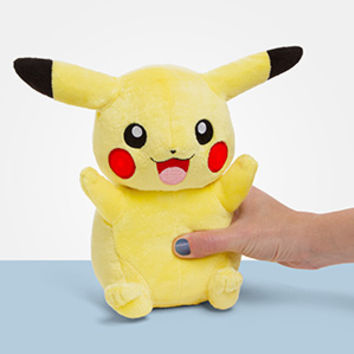 My Friend Pikachu Animated Plush