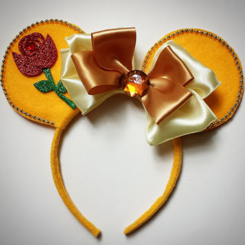 BELLE Custom Minnie Ears