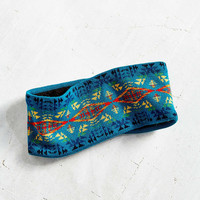 Pendleton Fleece-Lined Headband - Urban Outfitters