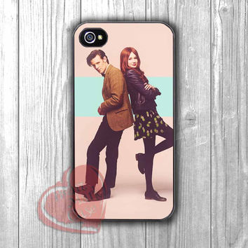 Doctor Who Cute Couple Image -wndh for iPhone 4/4S/5/5S/5C/6/ 6+,samsung S3/S4/S5,samsung note 3/4