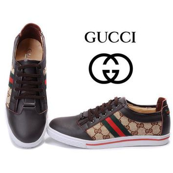 Gucci Casual Sneakers Sport Shoes-2