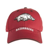 Arkansas Razorbacks EvoCap Adjustable Cap - Adult, Size: One Size (Red)