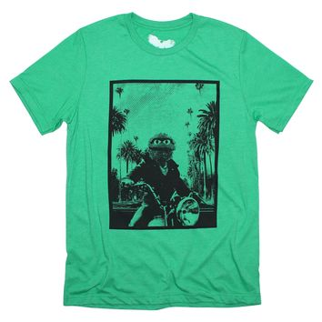 Hollywood Grouch Unisex T-Shirt - James Dean Mash-up - by American Anarchy Brand