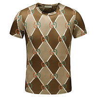 2018 Men gucci  t shirt d003