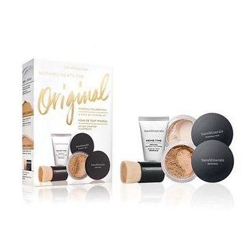 ORIGINAL GET STARTED LOOSE POWDER FOUNDATION KIT
