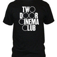 New Wave Tshirt  Two Door Cinema Club by NewWaveDesigns on Etsy