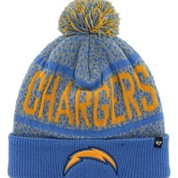 Men's 47 Brand 'San Diego Chargers - Bedrock' Hat