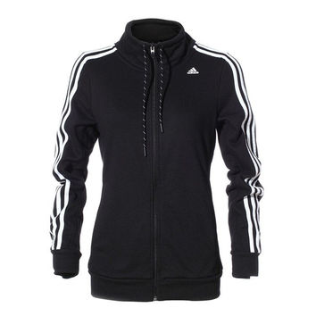 ADIDAS Fashion hot black white coat