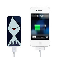 Adventure Time Marceline Power Bank External Battery Charger for iPhone and Samsung Andriod