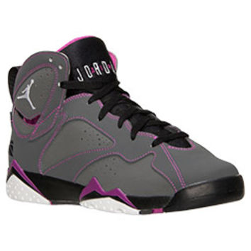 Girls' Grade School Air Jordan Retro 7 (3.5y-9.5y) Basketball Shoes | Finish Line