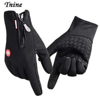Gloves TouchScreen Windproof Gloves Mittens Men Women Gloves army guantes tacticos luva winter windstopper tactical gloves