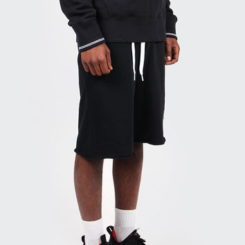 AW77 FT Alumni Shorts - black/white