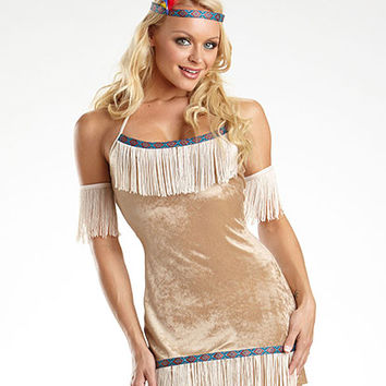 Sexy Cowgirl & Indian Costumes - Indian Princess, Girl | Flirt Catalog